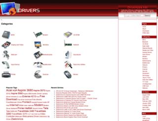 drivertube.net screenshot