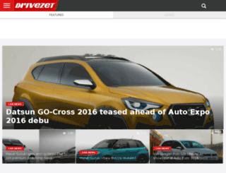 drivezet.com screenshot