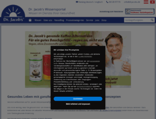 drjacobsmedical.com screenshot