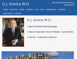 drkontra.com screenshot