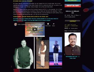 drmohdrafi.com screenshot
