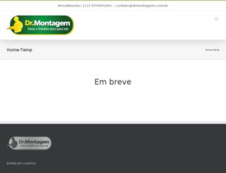 drmontagem.com.br screenshot