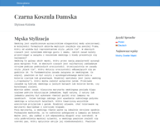 drogidozdrowia.pl screenshot
