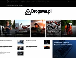 drogowa.pl screenshot