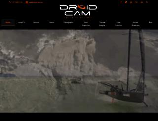 droid-cam.com screenshot