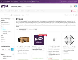 droneexperts.fr screenshot