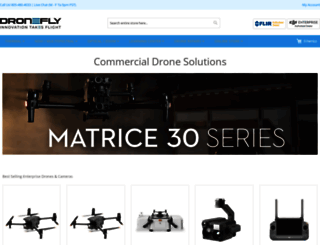 dronefly.com screenshot