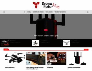 dronemultirotormag.com screenshot