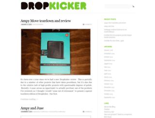 drop-kicker.com screenshot