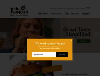 drpraegers.com screenshot
