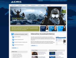 drs401k.com screenshot