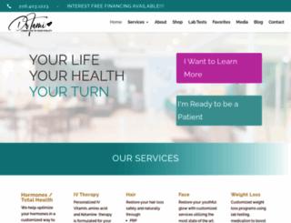 drtami.com screenshot