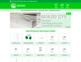 drukowalnia.pl screenshot