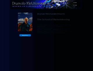 drunvalo.net screenshot