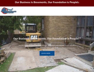 drybasements.com screenshot
