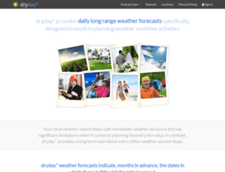 dryday.com screenshot
