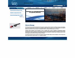drydocks.gov.ae screenshot