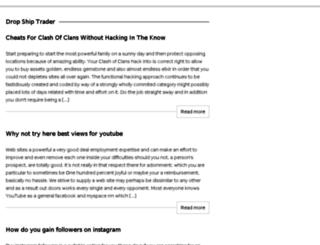 ds-trader.com screenshot