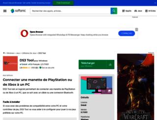 ds3-tool.softonic.fr screenshot