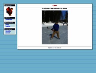 dskelly.com screenshot