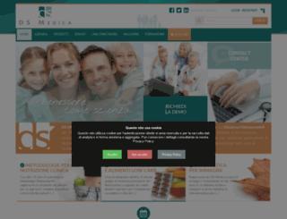 dsmedica.info screenshot