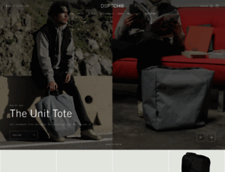 dsptch.com screenshot