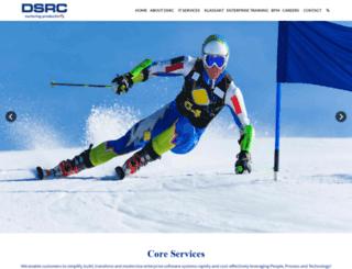 dsrc.com screenshot