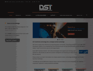 dstinc.com screenshot