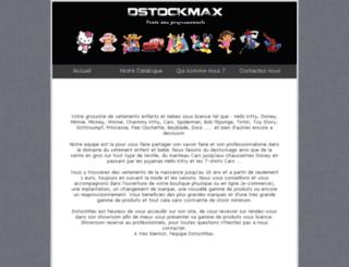 dstockmax.fr screenshot
