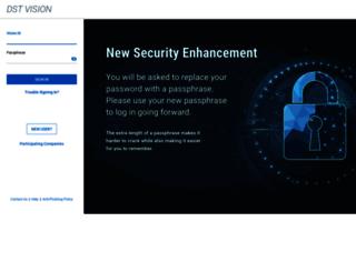 dstvision.com screenshot