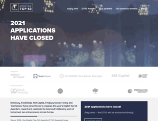 dt50.org screenshot