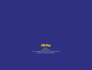 dthpay.com screenshot