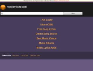 dtmfgroup.randomiam.com screenshot