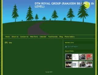 dtnroyalgroup.webs.com screenshot