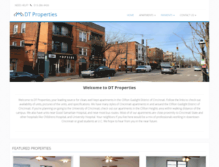 dtproperties.com screenshot