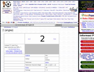 dua.web.id screenshot