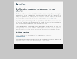dualdev.com screenshot