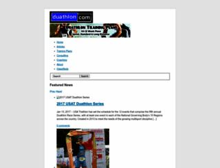 duathlon.com screenshot