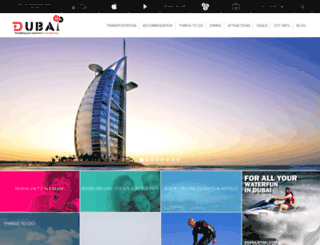 dubai24-7.com screenshot