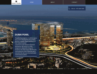 dubaipearl.com screenshot