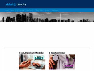 dubairealcity.com screenshot