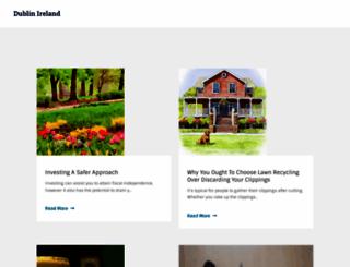 dublin-ireland.com screenshot
