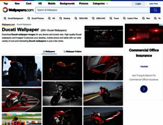 ducati.com.tw screenshot