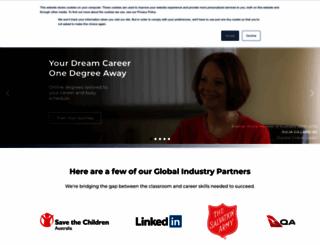ducere.edu.au screenshot