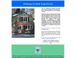 duck-trap.com screenshot