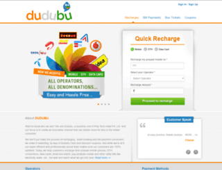 dudubu.com screenshot