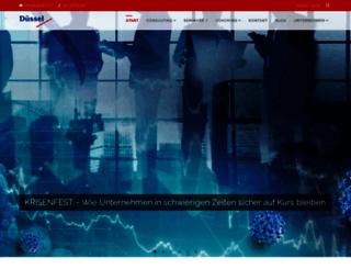 duessel.com screenshot
