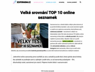 dueto.cz screenshot