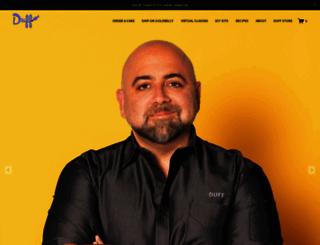 duff.com screenshot
