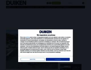 duiken.nl screenshot